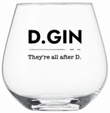 Exclusief D-Gin Glas_