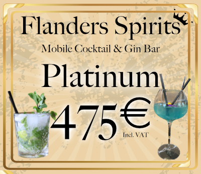 Mobile Bar - Platinium
