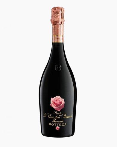 Prosecco Bottega Petalo il vino dell'Amore