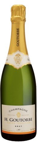 Champagne H. Goutorbe BRUT
