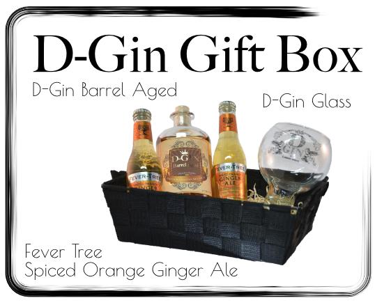 Giftbox D-Gin Barrel Aged