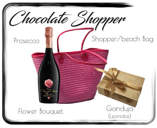 CHOCOLATE SHOPPER