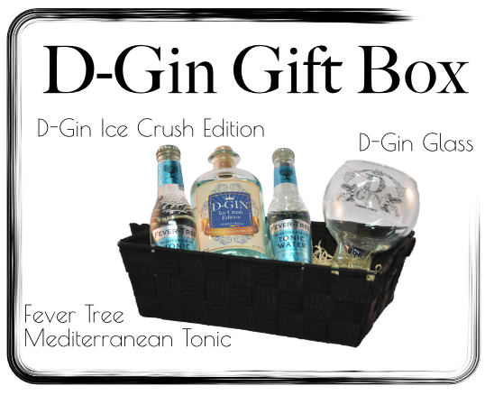 Giftbox D-Gin Ice Crush Edition