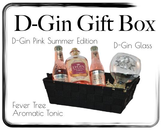 Giftbox D-Gin Pink Summer Edition