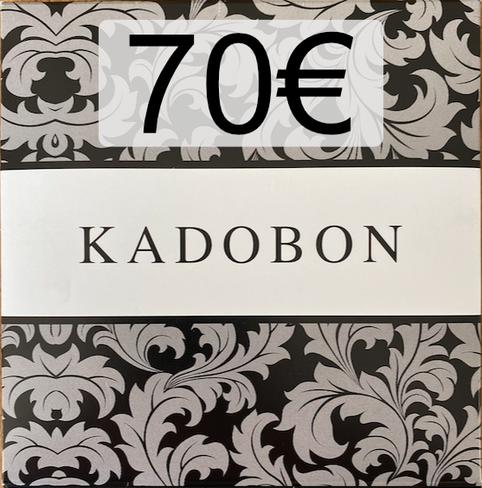 Gift Voucher 70€