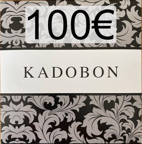Cadeaubon 100€