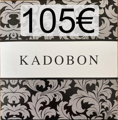 Bon Cadeau 105€