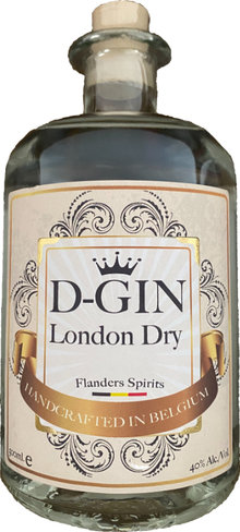 D-Gin London Dry