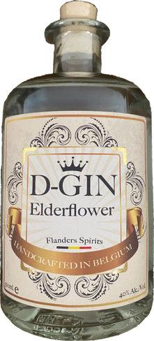 D-Gin Elderflower