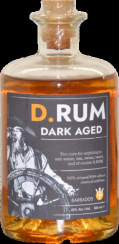 D.RUM Dark Aged Rum