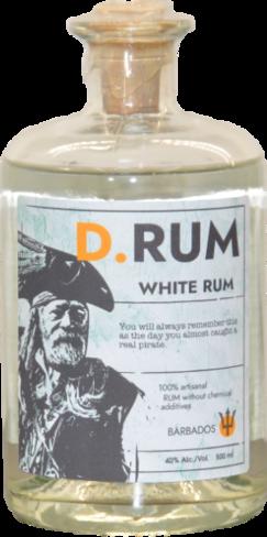 D.RUM White Rum