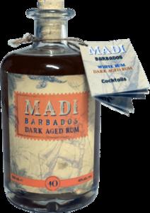 MADI Dark Aged Rum