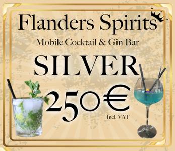 Mobile Bar - Silver