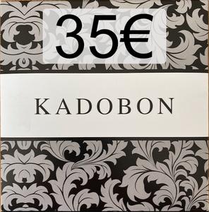 Gift Voucher 35€