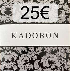 Bon Cadeau 25€